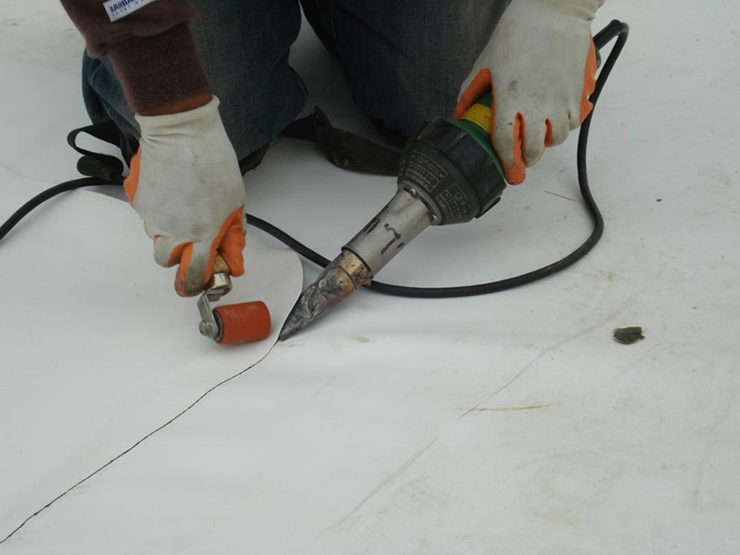 Hand held heat gun